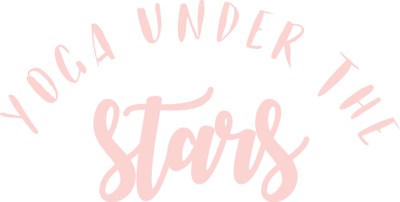 YOGA UNDER THE STARS Logo